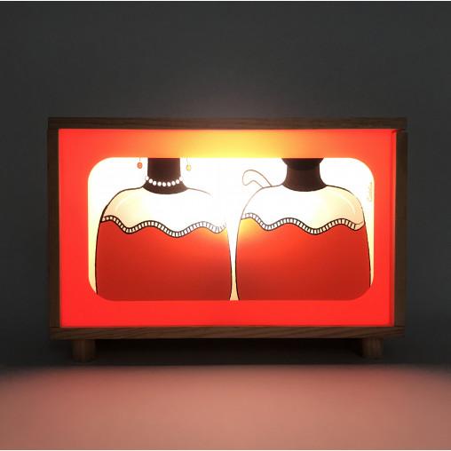 Caja de Luz Americanos
